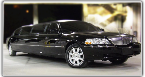 Town Car Limo (Black)
