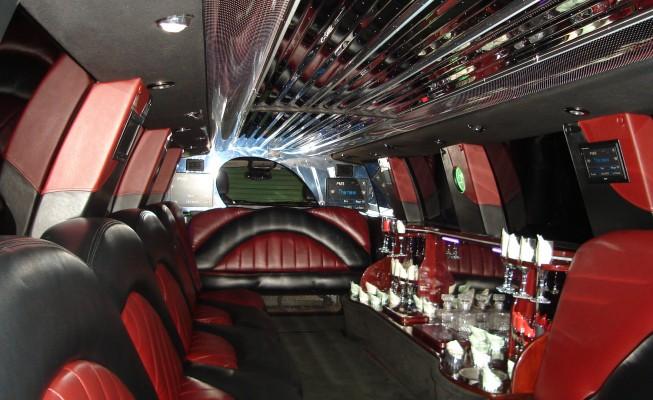 ESC Cadillac Limousine