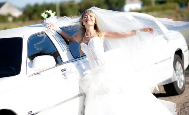 ace wedding limo service